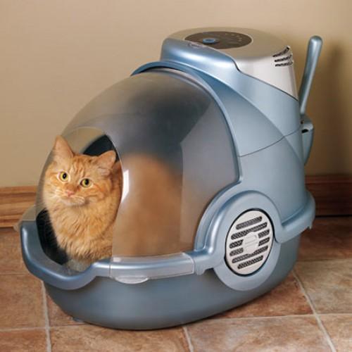 Закрытый лоток для кошки