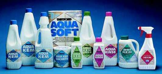 AquaKemBlue от компании Thetford