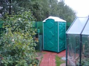 Туалетная кабина Эконом - достоинства и приемущества данного продукта