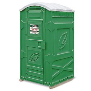 модель туалетной кабинки Дачник