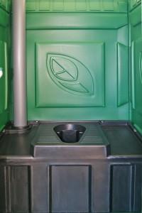 туалетная кабина класса Эколайт