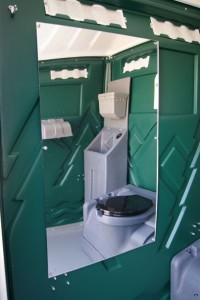Насколько хороша кабина туалетная Люкс - отзывы потребителей