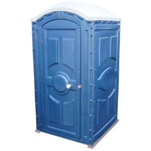 Туалетная кабинка производства Росиия