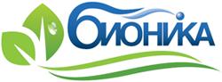 Логотип компании производителя туалетных кабин Бионика