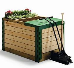 Как правильно выбрать компостер садовый