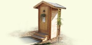 Как правильно выбрать дачный уличный туалет