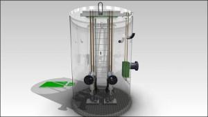 канализационной насосной станции