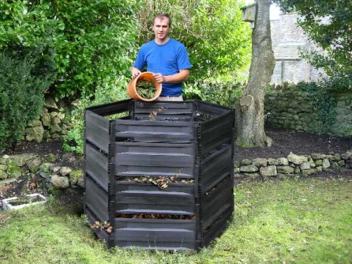 Садовый компостер для дачи - варианты, как сделать своими руками