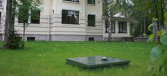 автономный септик для загородного дома