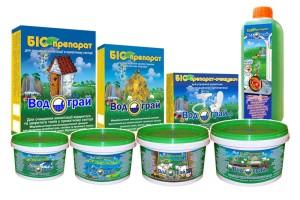 Биологически активные вещества в очистке выгребных ям