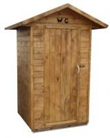 домик туалетный модели Столбик