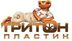 Логотип компании Тритон Пластик