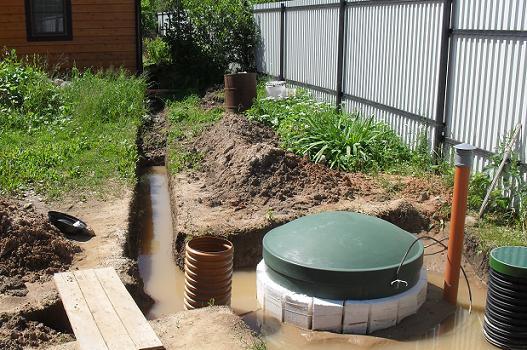 Септик для высоких грунтовых вод: что делать 61