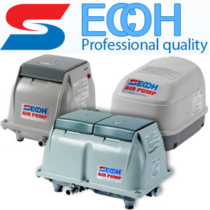 компрессоры для септиков марки Secoh Sangyo