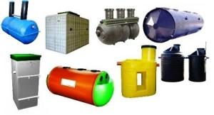 Различные виды очистительного оборудования