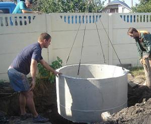 делаем выгребную яму