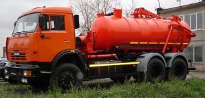 Вывоз и утилизация ЖБО