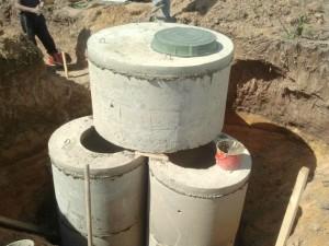 Как сделать септик из бетонных колец своими силами