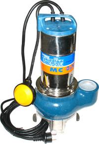 Погружной фекальный насос для канализации