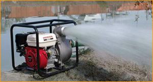 Как правильно подобрать пожарную мотопомпу