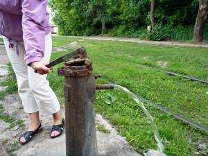 водяную насос помпу
