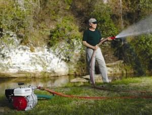 Как правильно поливать приусадебный участок