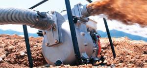 Выбираем надежную мотопомпу для загрязной воды